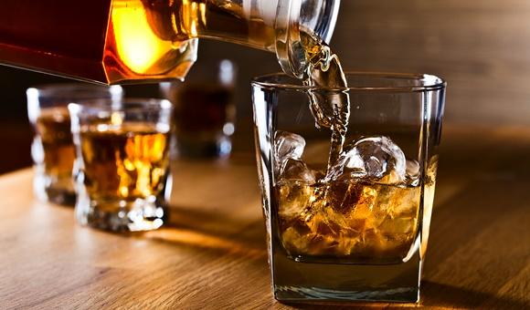 whiskey nightlife